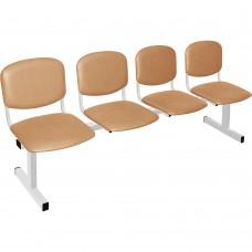 Секция стульев четырехместная М-118