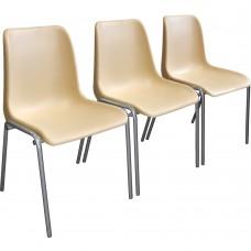 Секция стульев  М-22 тройная