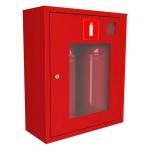 Шкафы для хранения огнетушителей
