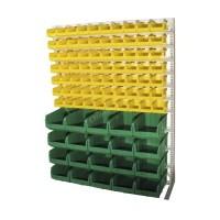 Стойка под пластиковые ящики C1 07-00-04