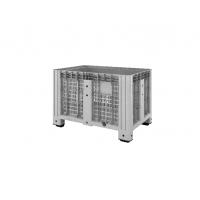 Контейнер iBox 11.602.РЕ.С10 перфорированный на ножках