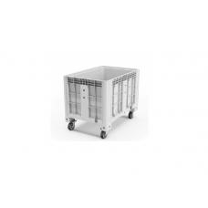 Контейнер iBox 11.602F.С13 сплошной на колесах