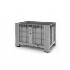 Контейнер iBox 11.602F.С10 сплошной на ножках
