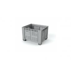 Контейнер iBox СР1210-1 перфорированный на ножках