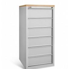 Шкаф картотечный ДиКом КД-516 (без перегородок)