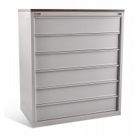 Шкаф картотечный ДиКом КД-536 (без перегородок)
