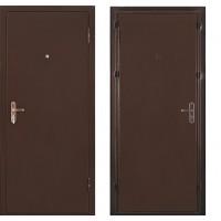 Металлическая дверь МАСТЕР ПЛЮС 2050-850 R/L