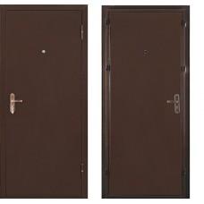 Металлическая дверь МАСТЕР ПЛЮС 2050-950 R/L