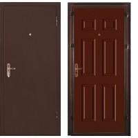 Металлическая дверь МАСТЕР ОРИОН 2050-950 R/L