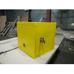 Шкафы для хранения ЛВЖ и газовых баллонов